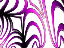 Violet abstraction Royalty Free Stock Photos