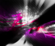 Violet Abstraction Background Photo libre de droits