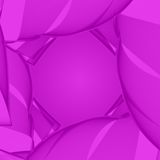 Violet abstraction. Creative design, pink, vector Royalty Free Stock Photos