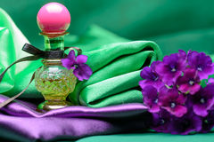 Violet aroma Royalty Free Stock Photos