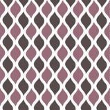 Violet Art Deco Seamless Background abstraite illustration stock