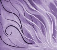 Violet background Royalty Free Stock Image