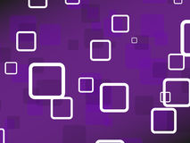 Violet background. Abstract violet background with squares vector illustration