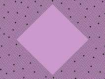 Violet background texture from rhombuses Royalty Free Stock Photos