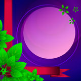 Violet background. Vector Stock Photos