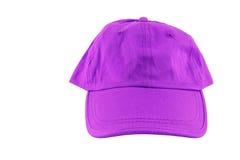 Violet baseball cap