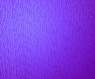 Violet Binary Wall Background Royalty Free Stock Image