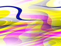 Violet blue pink white yellow soft fluid abstract forms, colorful vivid bright abstract background. Violet pink blue yellow soft shapes, forms, lights, playful vector illustration