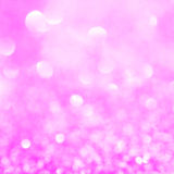 Violet bokeh Royalty Free Stock Images