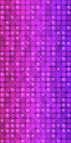 Violet bubble background Royalty Free Stock Images