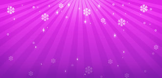 Violet Christmas background Royalty Free Stock Images