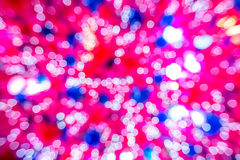 Violet christmas background Royalty Free Stock Photo
