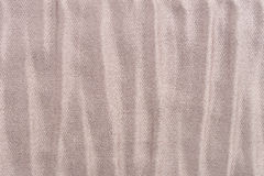 Violet cloth material Royalty Free Stock Images