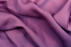 Violet clothes background Royalty Free Stock Photos