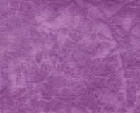 Violet color leather pattern. Stock Photography