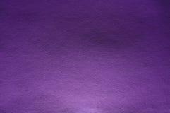Violet Color Paper Texture intensa reale Fotografia Stock