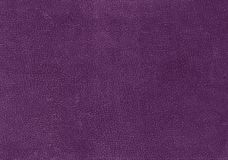 Violet color weathered leather pattern. Abstract background and texture for design Royalty Free Stock Photography