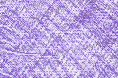 Violet crayon drawings background texture Royalty Free Stock Photos