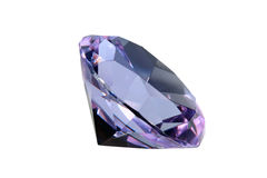 Violet Crystal Royalty Free Stock Photos