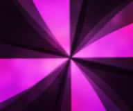 Violet Dark Background Illustration Stock