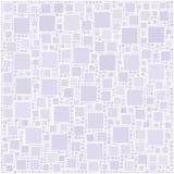Violet de mosaïque et doux trasparent Image libre de droits