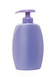 Violet dispenser Stock Photos