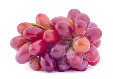 Violet druivenfruit Royalty-vrije Stock Afbeelding