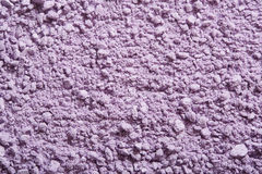 Violet eye shadow powder texture background Royalty Free Stock Photos