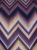 Violet fabric Royalty Free Stock Image