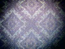 Violet fabric Royalty Free Stock Photos