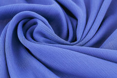Violet fabric Stock Photo