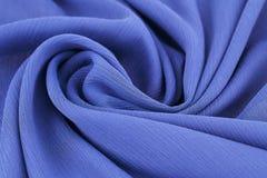 Violet fabric Stock Photo