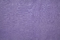 Violet fabric Stock Photos