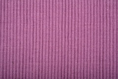 Violet fabric texture background Royalty Free Stock Photos