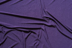 Violet fabric texture Royalty Free Stock Photo