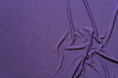 Violet fabric texture Stock Images