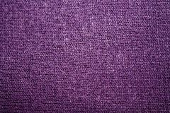 Violet fabric texture useful as a background. For web site and mobile devices Stock Photography
