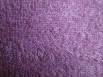 Violet fabric. Closeup Royalty Free Stock Photo