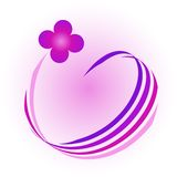 Violet flower Royalty Free Stock Photos
