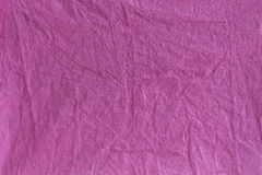 Violet Gift Wrap Paper Texture Fotografie Stock