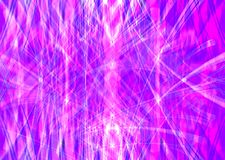 Violet glare Royalty Free Stock Images