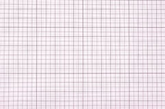 violet graph paper Royalty Free Stock Images