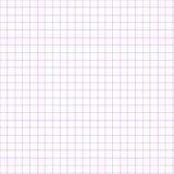 Violet grid on paper leaf Stock Image