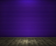 Violet Interior Background Royalty-vrije Stock Foto