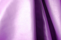Violet  leather Royalty Free Stock Image