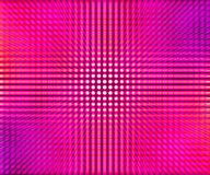 Violet LED Dots Abstract Background Stock Images