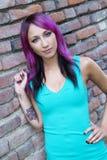 Violet Light Lizenzfreies Stockfoto