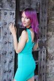 Violet Light Stock Photo