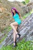 Violet Light Stock Images