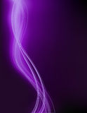 Violet lightning background Royalty Free Stock Images